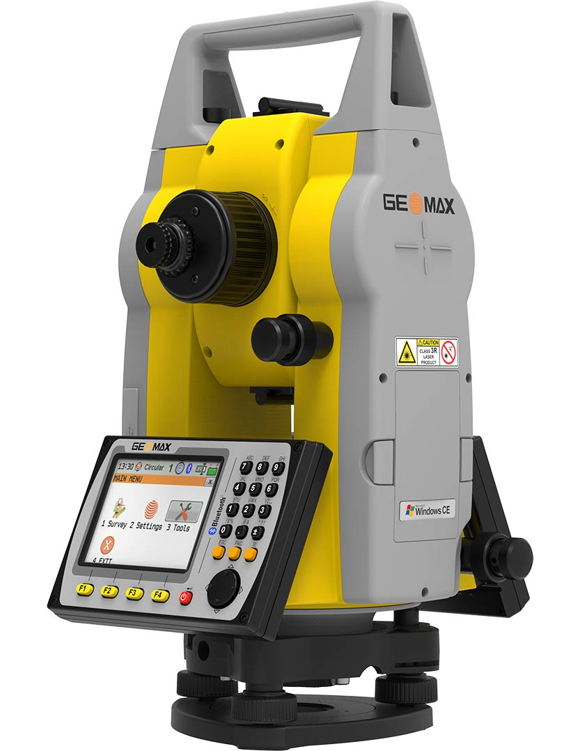 Geomax Zoom 40
