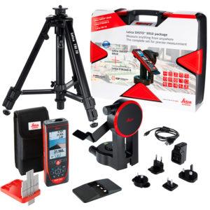 Útiles de medición Distanciómetros Disto S910