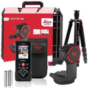 Útiles de medición Distanciómetros Disto x4 Pack
