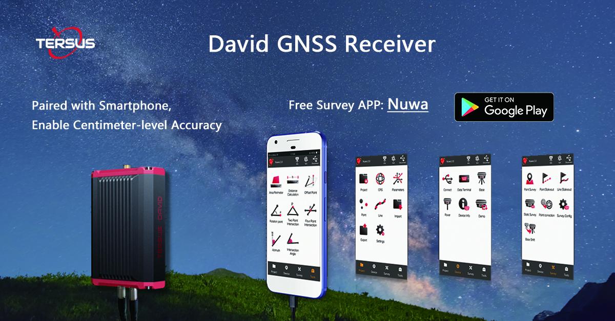Tersus GNSS David 30