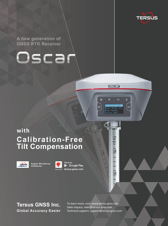 Tersus GNSS Oscar